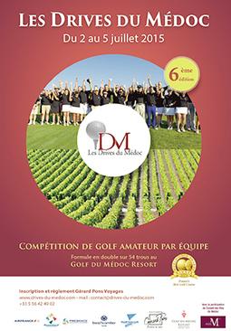 6ème année pour les Drives du Médoc | actualité golf - golf des vigiers | Scoop.it