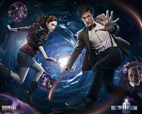 Doctor Who : Ce qu'il faut pour être une bonne compagne - Unification France   And Geek for All   Scoop.it