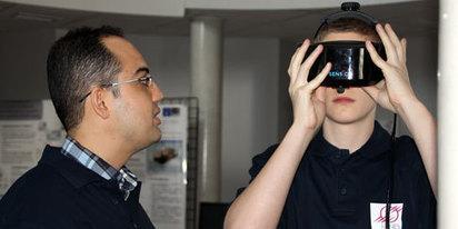 Handicap et emploi: lunettes à réalité virtuelle et communication cérébrale pour faciliter l'accès à l'emploi   Handicap Infos   Futur Is Good   Scoop.it