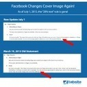 Facebook Updates Cover Image Guidelines – 20 Percent no Longer in Effect | Social Media, the 21st Century Digital Tool Kit | Scoop.it