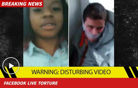 Kidnap & Torture Captured on Facebook Live, Suspects Busted (VIDEO) | SocialMediaFB | Scoop.it