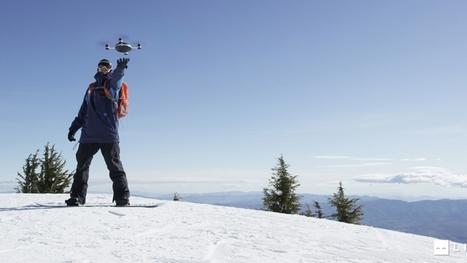 Lifelogging : de quoi parle-t-on ? | Drone | Scoop.it