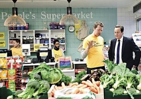 Londres : un supermarché zéro gâchis | Ecologie de vie | Scoop.it