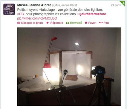 Les musées expérimentent avec Twitter | Formation et culture numérique - Thot Cursus | Museums and Digital Media | Scoop.it