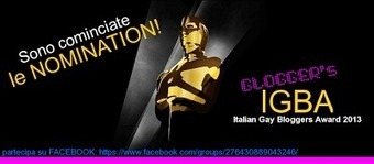 JHP by jimiparadise™: Italian Gay Bloggers Award 2013! | QUEERWORLD! | Scoop.it