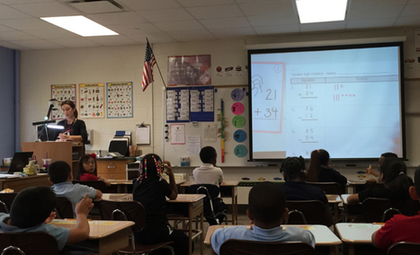 With new learning strategies, kids tackle higher-level math | MatNet | Scoop.it
