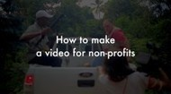 How to Make a Video for Non-Profits: 34 Tips and Examples to Help You Create Better Films - NoFilmSchool | NonProfit Landscapes | Scoop.it