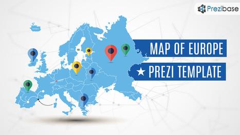 Europe map prezi template prezibase prezi t europe map prezi template prezibase maxwellsz