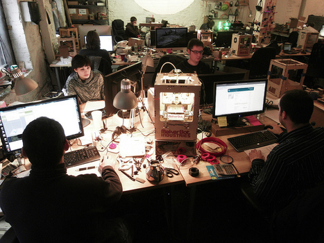 Hackerspaces: From Electrical to Cultural Resistance | ISEA2011 Istanbul | Guilds 2.0 for Creatives | Scoop.it