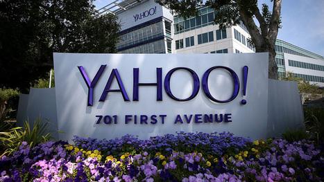 Yahoo aurait menti sur les hackers qui ont piraté 500 millions de ses comptes | La Lorgnette | Scoop.it