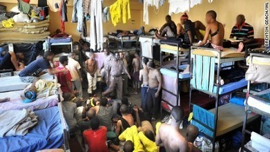 Inside the hellish prison where Nelson Mandela was held | Human rights | Scoop.it