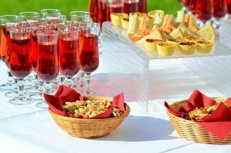 Outdoor Wedding Reception Food Ideas To Wow You