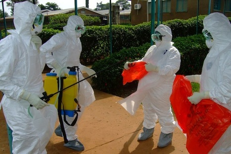 Op-Ed: Don't Panic—Ebola Isn't Heading For You | Trending Microbes | Scoop.it