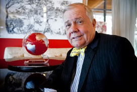 Jim Rogers : I am most concerned about Currency Turmoil coming | JIM ROGERS NEWS BLOG | Apocalyptic Perspectives  , Asteroids SuperVolcanoes End Time ~ Jonathan Zap | Scoop.it