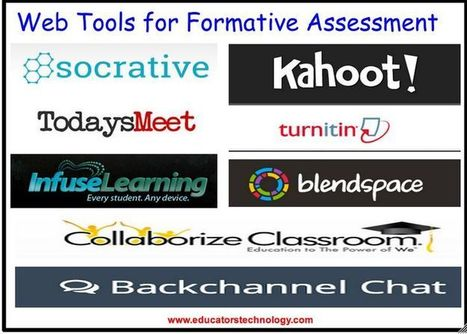 TEACHER - CLASSROOM Tools for formative assessment | AC Library News | Scoop.it