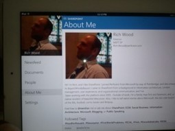 SharePoint Social on Your iPad! | Business Collaboration | Scoop.it