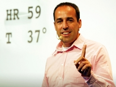 Gary Wolf: The quantified self | Video on TED.com | Mobile Health: How Mobile Phones Support Health Care | Scoop.it