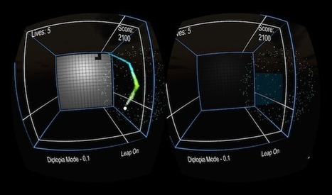 VR Game Helps Those With Eye Disorders See In 3D For The First Time | Geek Therapy | Scoop.it