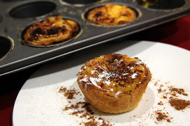 Cozinha com tomates: Pastéis de nata | Foodies | Scoop.it