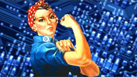 Por qué las mujeres dejaron de programar en 1984 (y todo cambió) | Orgulloso de ser Ingeniero en Informática | Scoop.it