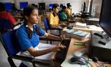 Empowering girls through information, communication and technology | Arrival Cities | Scoop.it