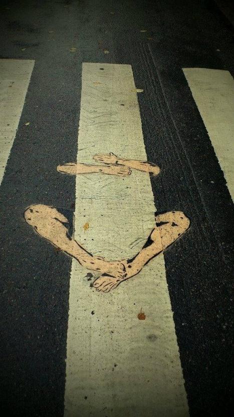 Street Art | Temps de la ville | Scoop.it