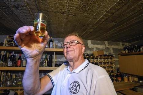 Le vin le plus septentrional du monde | Route des vins | Scoop.it