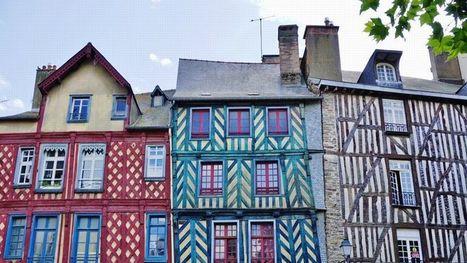 Les bâtiments traditionnels échappent à l'isolation par l'extérieur | DécoBricoJardin | Scoop.it