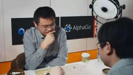 Jeu de go : une nouvelle version d'AlphaGo a battu le N°1 mondial | Veille & Culture numérique | Scoop.it