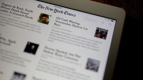 Apple yanks N.Y. Times app from China | Small Business On The Web | Scoop.it