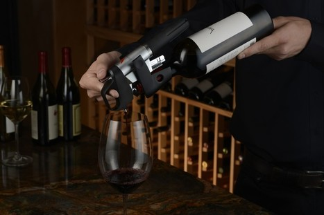 Coravin could revolutionize the world of wines by the glass | Wine Harmony (TM) | Scoop.it