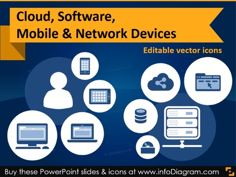 Powerpoint in powerpoint diagrams and icons page 6 scoop cloud it icons mobile web app network devices flat powerpoint clipart powerpoint diagrams and icons ccuart Choice Image