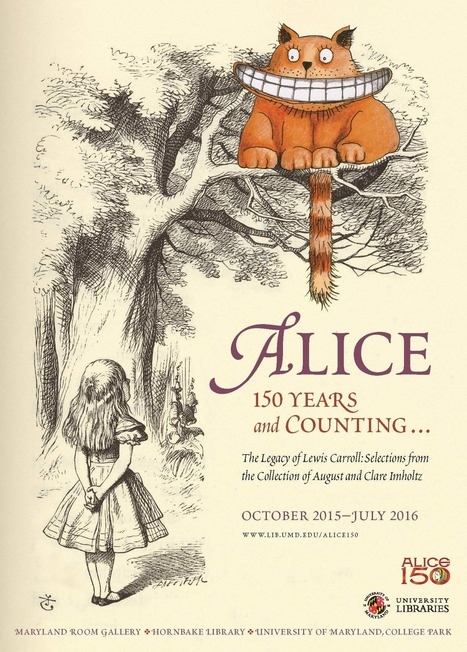 Alice 150 Years and Counting…The Legacy of Lewis Carroll | Leitura e literatura | Scoop.it