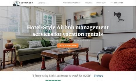 Hostmaker closes $1m funding round to turbocharge international expansion   Hospitality Sales & Marketing Strategies & Techniques   Scoop.it