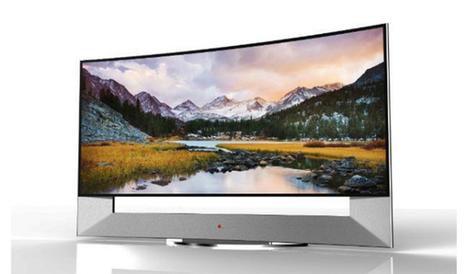 Multimédia : le phénomène des téléviseurs incurvés - Filière 3e | Hightech, domotique, robotique et objets connectés sur le Net | Scoop.it
