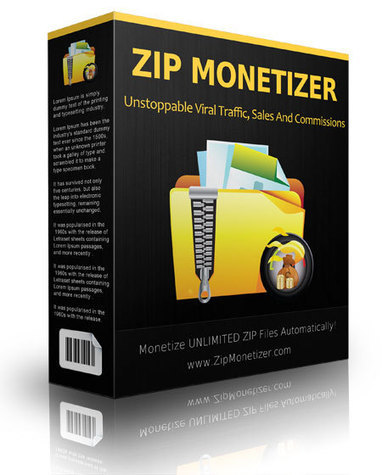 Powerful New Software – Monetize Unlimited ZIP Files Automatically | Viral Classified News | Scoop.it