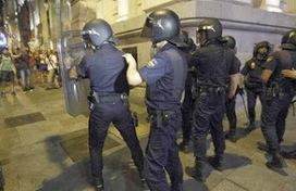 """800 euros de multa a dos niñas de 15 y 17 años por decir: """"vergüenza me daría ser policía""""   Eco Republicano   TIC TAC PATXIGU NEWS   Scoop.it"""