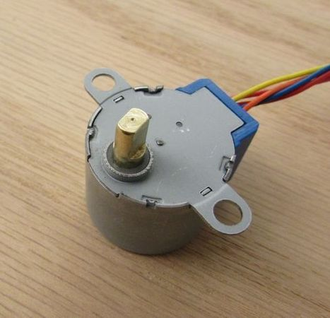 How to use a Stepper Motor | Arduino in the Classroom | Scoop.it
