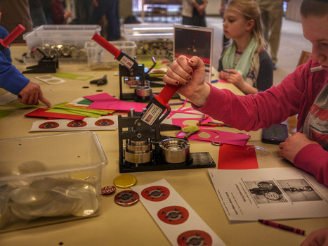 5 tips for creating a makerspace for less than the cost of an iPad | Library Evolution: the changing shape of libraries and librarianship | Scoop.it
