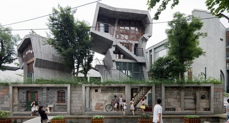 THE ARCHITECT&rsquo;S STUDIO<br/>WANG SHU | The Architecture of the City | Scoop.it