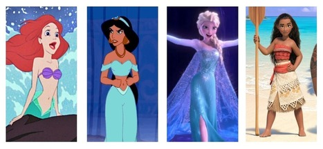 Vaiana, la nouvelle héroïne Disney qui fait du bien aux petites filles | Le cinéma, d'où qu'il soit. | Scoop.it