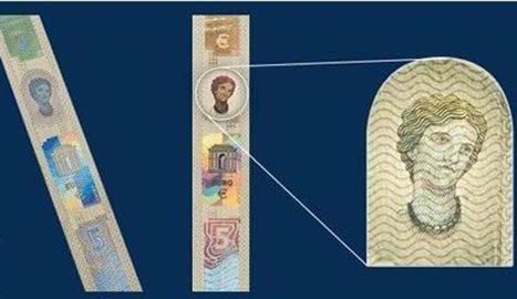 Banco Central Europeu divulga imagem da nova nota de 5 euros | Sociedade | Diário Digital | eBuy | Scoop.it