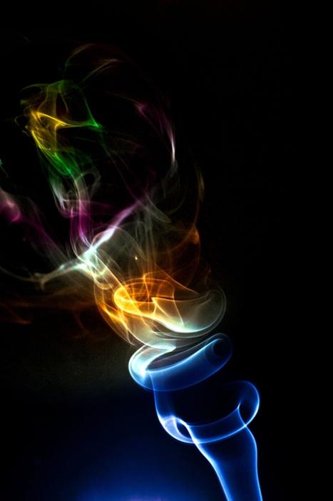 25 Stunning Examples of Shape-Shifting Smoke Art - My Modern Metropolis   Visual Inspiration   Scoop.it