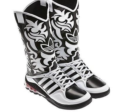 Adidas Cowboy Boots Might Be The Mexican Hipster-est Thing Ever ... | mexicanismos | Scoop.it