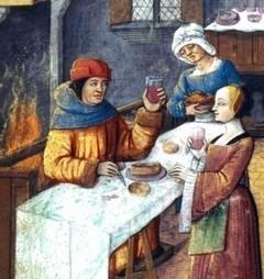 Exposition | À table au Moyen Age | World Wine Web | Scoop.it