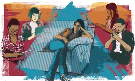 social media and internet ruining sex life in Illinois