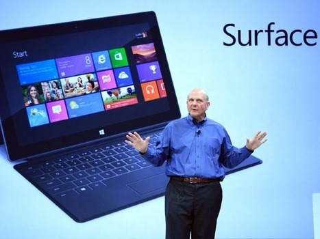 Uh Oh, Microsoft's Surface Tablet Is Getting Some Awful Reviews | mlearn | Scoop.it