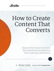 How to Create Content That Converts | Beyond Marketing | Scoop.it