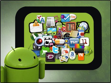 Croissance de 50% pour la tablette : le leader iPad perd du terrain | Android infos | Richard Dubois - Mobile Addict | Scoop.it