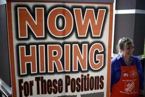 The Labor Department says unemployment is at 4.6% — but here's the bigger picture | EconMatters | Scoop.it